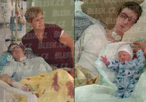 Nehoda, kvůli níž Veronika rodila v kómatu: Cestou od kadeřníka nabourala matku s dítětem