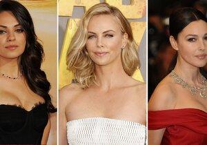 Tyto tři ženy patří do dvacítky nejkrásnějších podle naší redakce