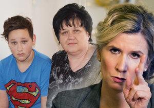 Chystané opatření ministryně Valachové působí Ládíkovi (13) psychické problémy!