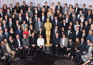 Slavnostní oběd čítal celkem 150 hostů a zúčastnili se ho herci a herečky nominovaní na Oskara!