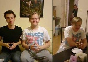Artur Štaidl ve videu odhaluje střípky ze svého soukromí.
