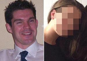 Britský učitel Lee Lewis svedl svou šestnáctiletou žačku. Ta ho teď napráskala.
