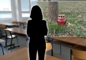 Trojice grázlů utýrala učitelku Ludmilu W. k smrti! Kantorku prý mladíci bili, tahali ji za vlasy i zamykali ve třídě.