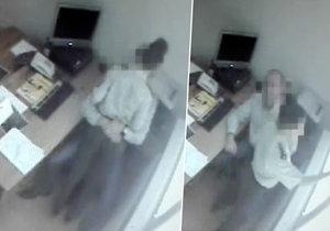 Slovenští policisté se muchlovali přímo ve výslechové místnosti.