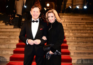 Jaromír Soukup a Kateřina Brožová se zasnoubili.