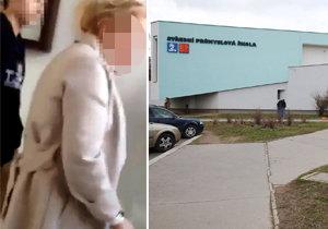 Peklo na zemi prožívala před smrtí učitelka Ludmila W. na Střední průmyslové škole v Praze-Malešicích. Trojice studentů-grázlů ji tu krutě šikanovala.