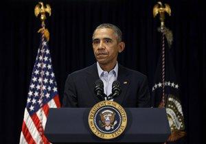 Prezident USA Barack Obama se kriticky vyjádřil k prozatimnímu lídrovi republikánské kandidátky, miliardáři Donaldu Trumpovi.