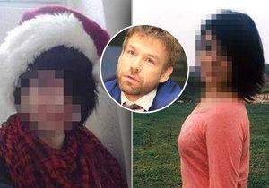 Elišku (13) zavraždil zřejmě její přítel Daniel (14). Ministr spravedlnosti Robert Pelikán teď hodlá posuzovat dopady snížení věkové hranice trestní odpovědnosti, čistý rejstřík mladých vrahů i jejich anonymitu.