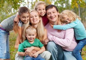 Zvýhodnění rodin s více dětmi