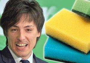 Předseda Strany zelených Matěj Stropnický (SZ) má poslední houbičku už tři měsíce. Přivedlo ho to k úvaze…