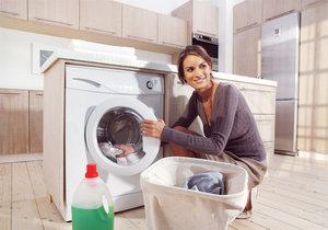 Jak vyčistit filtr u pračky?