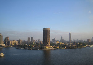 Káhira, Egypt