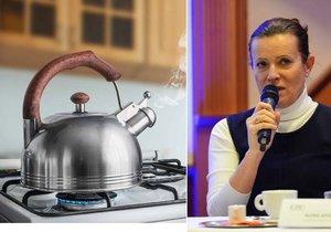 Alena Vitásková bude o cenách plynu debatovat na setkáních po celé České republice.
