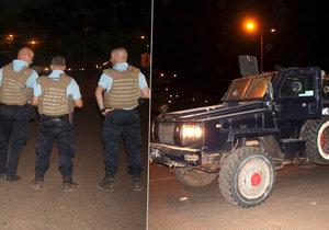 Čeští vojáci odrazili útok ozbrojenců v Mali.