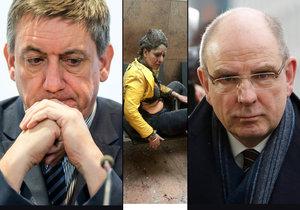 Belgičtí ministři vnitra a spravedlnosti nabídli rezignaci: Premiér ji odmítl