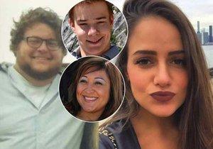 Oběti teroru: student práv s hereckým nadáním, nebo krásná sestra, nebo IT specialista