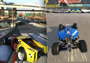 TrackMania Turbo je doposud nejlepším dílem oblíbené série.