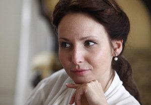 Veronika Arichteva se vdávala po půlroční známosti! Rodiče jí radili, ať se svatbou počká.