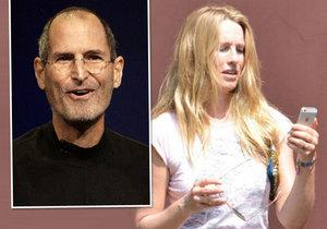 Vdova po zakladateli firmy Apple a vizionáři Stevu Jobsovi Laurene je díky miliardovému dědictví šestou nejbohatší ženou světa.