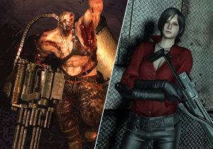Resident Evil 6 už bohužel není hororem. Jako kooperativní akce pro dva hráče však vyniká.