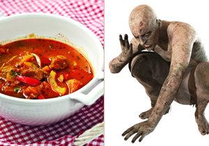 Gulášovka je tradiční českou polévkou. Znáte však její historii?