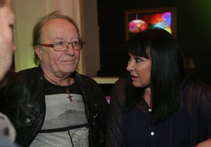 Patrasová se pohádala s Petrem Jandou.