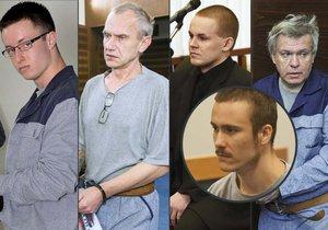 Nečesaného, Bartáka a řadu dalších usvědčili spoluvězni