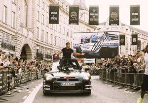 Luxusní auta za miliony korun budou k vidění v Praze.