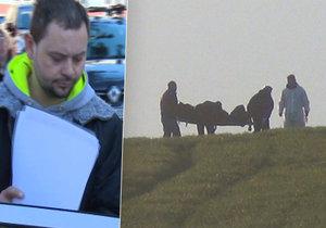 Záhada těl na Boleslavsku: Vrazi vozili oběti postupně z baru na pole