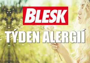 Alergie trápí čím dál více lidí…
