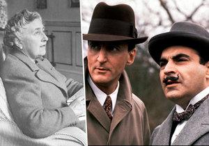 David Suchet je považován za nejlepšího představitele Hercula Poirota