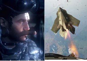 Call of Duty: Infinite Warfare se odehrává i ve vesmíru