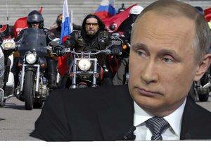 Putinovi motorkáři opět míří do Brna.