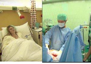 Nikola (34) z Nemocnice Motol: Po porodu jí našli NÁDOR NA SRDCI!