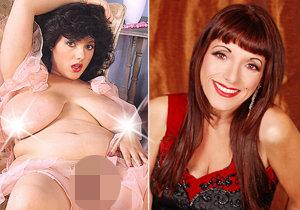 Pornoherečku a zpěvačku Candye Kane zabila rakovina.