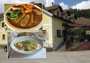Na jídle v Rakousku: Kde si dát cestou k moři dobrý oběd?