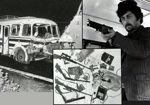 Před 38 lety poznalo Česko terorismus! Unosci, kteří neuměli počítat