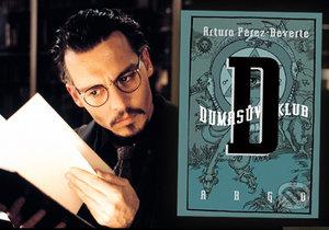 Recenze: Devátá brána bez Johnnyho Deppa a v knize? Jen pro fajnšmekry