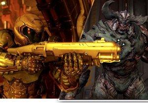 Doom je pekelně dobrá videohra.