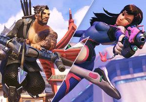 Overwatch je první střílečkou od Blizzard Entertainment.