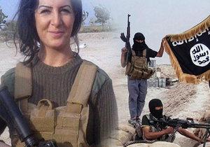Dánka Joanna Palani popsala boj proti ISIS.