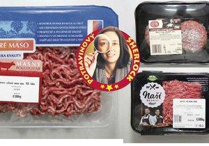 Výrobci se snaží tajit původ masa.