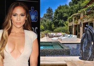 Jennifer Lopez si koupila nové luxusní sídlo!