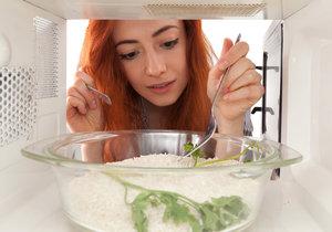 """Necháváte si rýži """"na potom""""? Pozor na to, může vás otrávit (ilustrační foto)."""