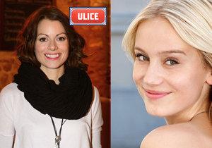 Hana Holišová má se svou seriálovou dcerou Annou Kadeřávkovou podobné trápení.