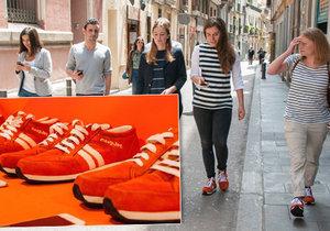 Obuv pro cestovatele! Tyhle boty by vás měli zavést na místo určení, aniž byste použili mapu...