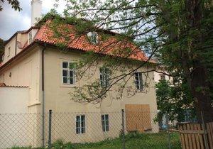 Oprava Werichovy vily by se mohla už brzy dotáhnout do konce.