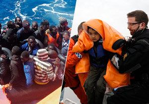 Do Evropy po moři proudí tisíce uprchlíků. Nová jednotka pobřežní stráže by měla situaci řešit.