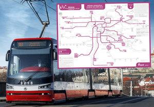 Od září pojede polovina tramvají jinak.