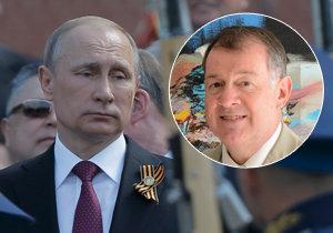 Bývalý estonský velvyslanec pro Česko Mart Laanemae popsal život ve stínu Ruska. Obávat se ho prý musíme neustále. I proto Estonci souhlasí s přítomností vojáků NATO ve své zemi.